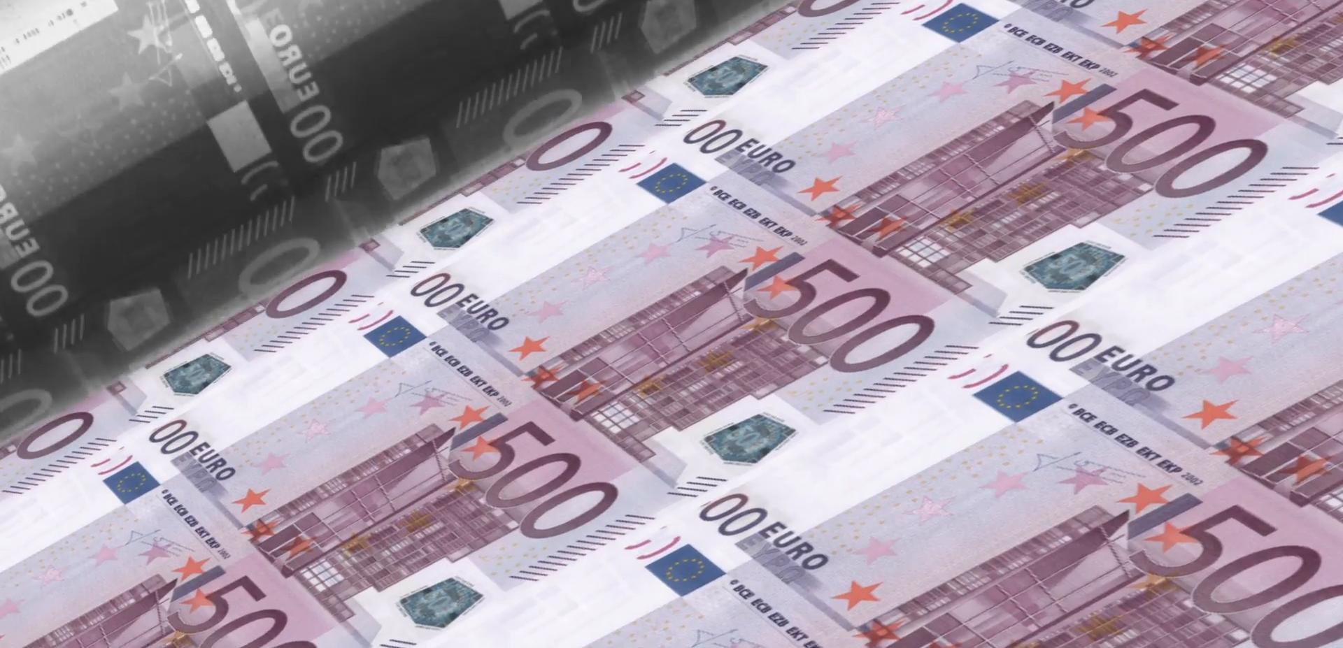 Drukken van geld door ECB werkt als brandstof voor Bitcoin